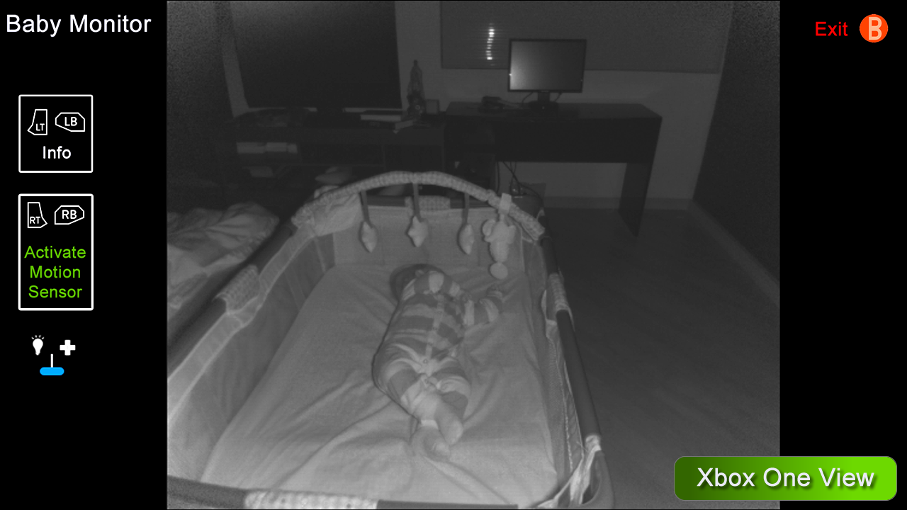Viewer for Baby Monitor (Xbox)- screenshot