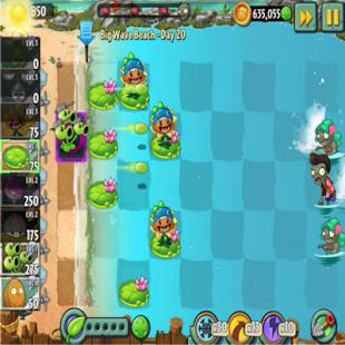 Cheat PlantsVsZombies 2 - náhled