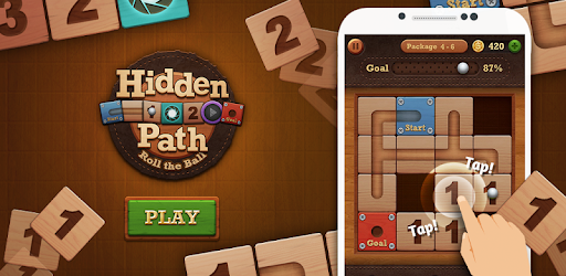 Roll the Ball: Hidden Path for PC