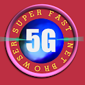 5G SUPER FAST NET BROWSER icon