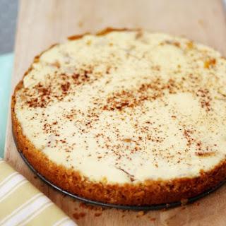 Apricot Sour Cream Pie