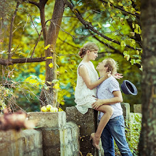 Wedding photographer Ekaterina Osipova (Hedera25). Photo of 27.08.2013