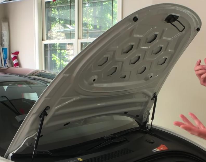 Automatic Frunk - Tesla Owners Online