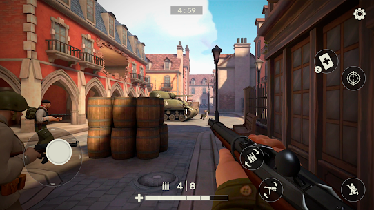 Frontline Guard: WW2 Online Shooter Apk Download For Android 1
