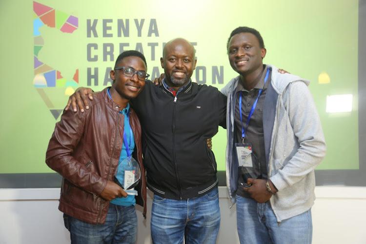 Outstanding Two Kenyan Designers Scoop Talent Sponsorship To Las Vegas Download Free Architecture Designs Scobabritishbridgeorg