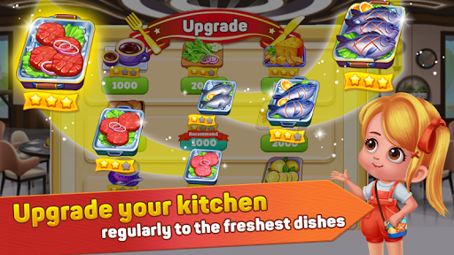 Cooking Hit - Chef Fever, Cooking Game Restaurant 2.0 de.gamequotes.net 5