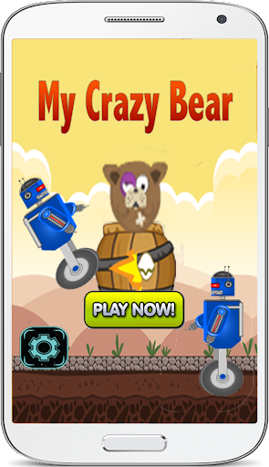 super Angry bear for kids FREE