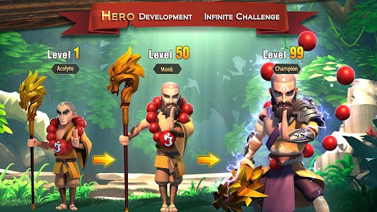 Final Heroes - náhled