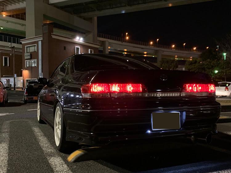 マークII JZX100のSSS(saitama street stage),大黒🅿️,sss,大黒,新年のご挨拶に関するカスタム&メンテナンスの投稿画像2枚目