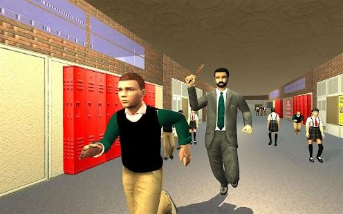 Teacher vs American High School Gangster Bullying - náhled