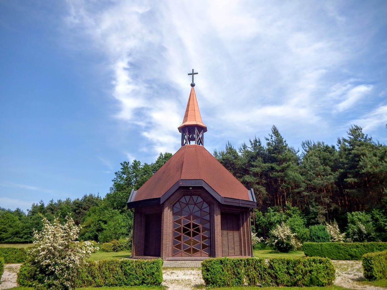 Szentgotthárd - Brenner János Jó Pásztor emlékkápolna