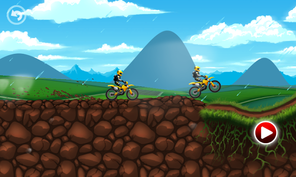 Zabava Kid Racing - Motocross APK screenshot thumbnail 2
