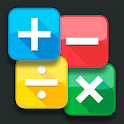 Kids Math Learning: Free Educational Games icon