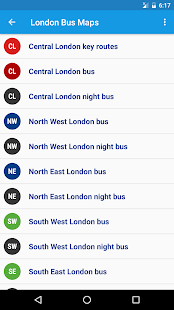 London Travel Maps Android Apps On Google Play - North east london bus map