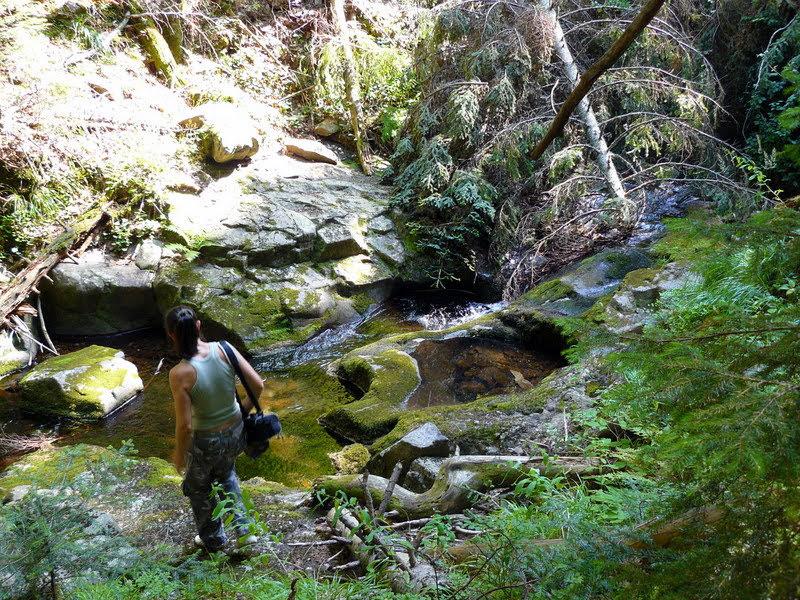 водопад Казаните - Каньон на водопадите