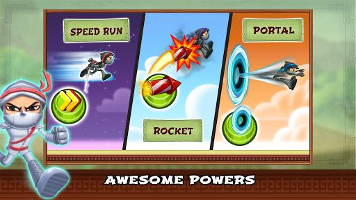 Ninja Race - Fun Run Multiplayer 1.05 screenshots 3
