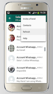 Find Whatsapp Friends - náhled