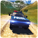 Police Car : Real Crime City Driving Simulation 3D icon