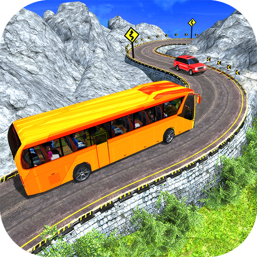 Bus Simulator Hill Climbing 2017:Tourist Bus Drive
