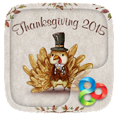 Thanksgiving 2015 GO LAUNCHER