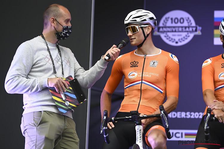 """Mathieu van der Poel hoopt rol van betekenis te spelen: """"De Belgen hebben de topfavoriet in hun rangen"""""""