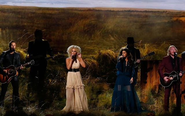 Little Big Town - Better Man Tab
