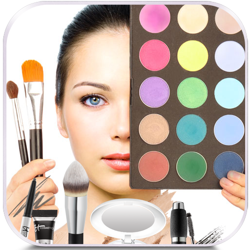 You Makeup Photo Editor Mix 遊戲 App LOGO-硬是要APP