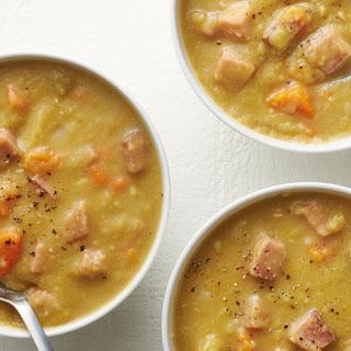Instant Pot™ Split Pea Soup with Ham.