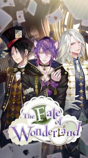 Code Triche The Fate of Wonderland : Romance Otome Game APK MOD screenshots 1
