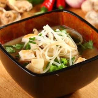 Pilzsuppe Orientalisch