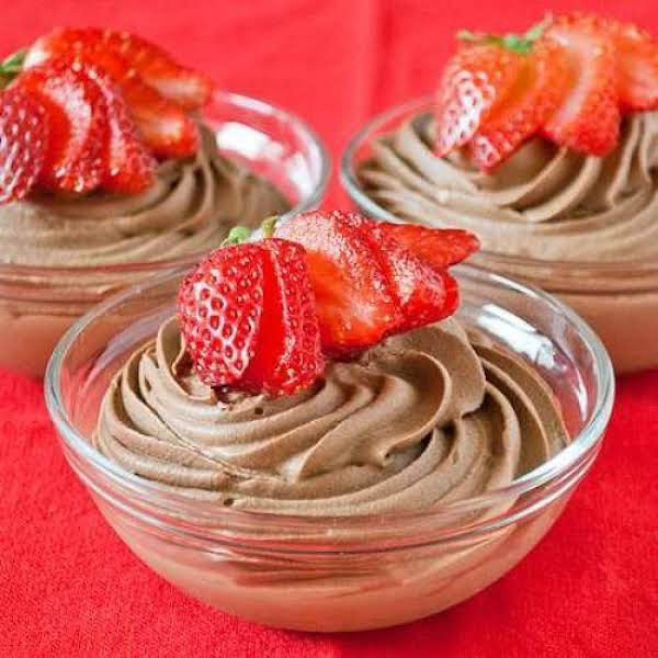 Heavenly Chocolate Mousse Recipe