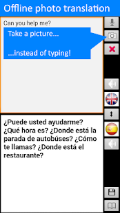 Translate Offline Spanish Free- screenshot thumbnail