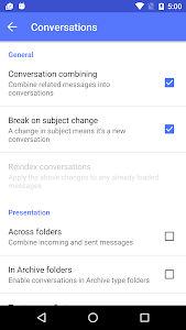 Aqua Mail - email app 1 6 1 0-dev4 (Pro) APK for Android
