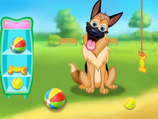 Pet Vet Care Wash Feed Animals - Animal Doctor Fun android2mod screenshots 6