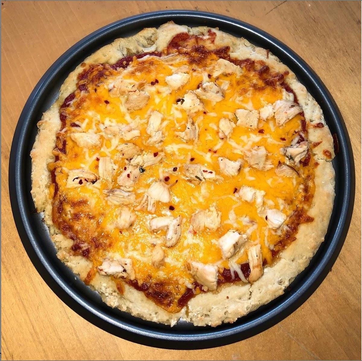 Pizza Crust Making Kit