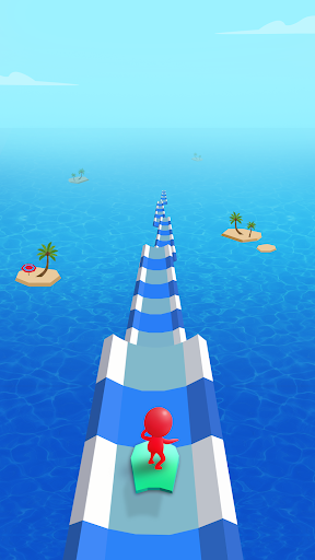 Water Race 3D: Aqua Music Game  screenshots 1