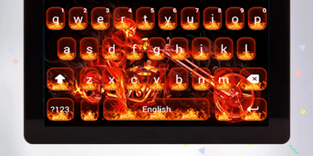 photo keyboard Apk 9