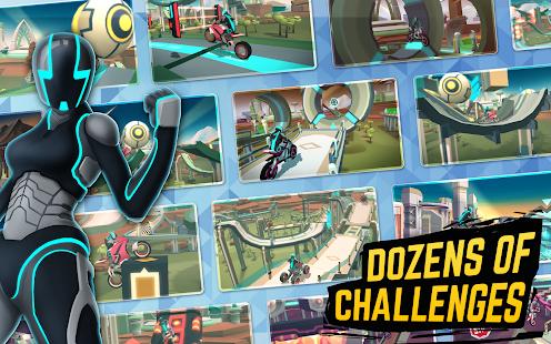 Gravity Rider: Space Bike Racing Game Online for PC-Windows 7,8,10 and Mac apk screenshot 9