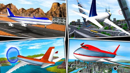 Airplane Flight Pilot Sim 3D 1.0 screenshots 5