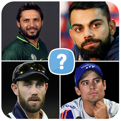 Cricketer quiz game: Cricket game trivia