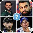 Cricketer quiz game: Cricket game trivia