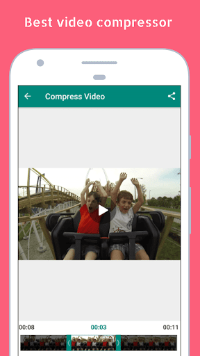 Video Converter Video Compressor Video to MP3 3.9.7 screenshots 1