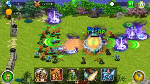 玩動作App|Heroes Defense免費|APP試玩