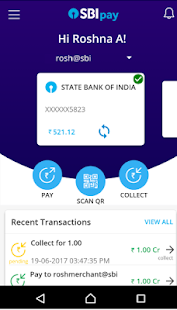 SBI Pay- screenshot thumbnail