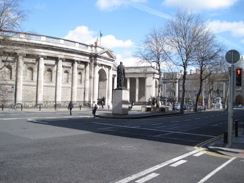 Photo Banque d'Irlande : centre des Arts
