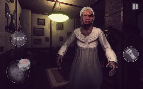 Granny Ghost : Scary Horror Game 3