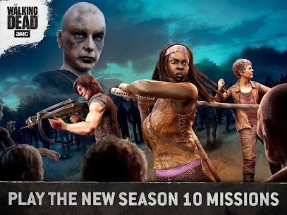 The Walking Dead No Man's Land 10