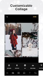 InstaSize: Filters for Pictures Frames and Collage APK screenshot thumbnail 4