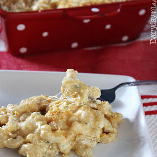 The Best Baked Macaroni and Cheese.
