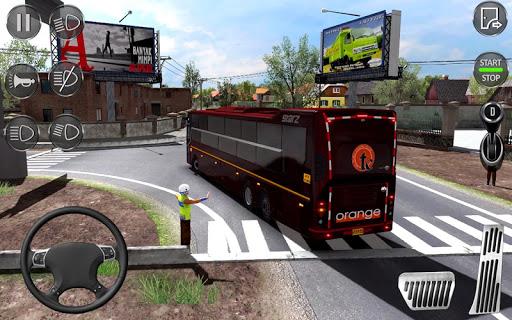 Euro Coach Bus Simulator 2020 : Bus Driving Games screenshots 18